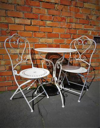 French Style Cafe Set SOLD