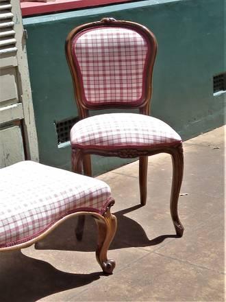 Antique Beech Dining Chair $550
