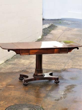 Georgian Brazilian Rosewood Sofa table SOLD