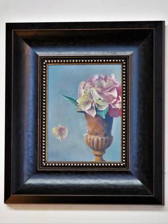 Exquisite Botanical Artwork by Jenny Coker - Established International Artist