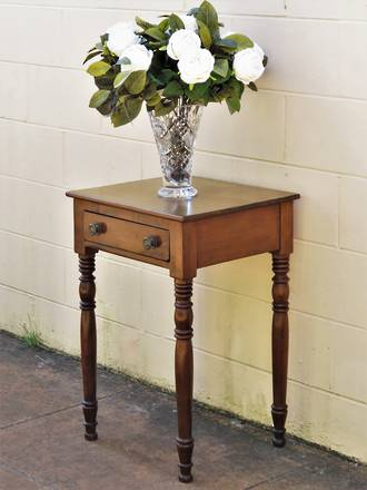 Kingswood Bedside Table SOLD