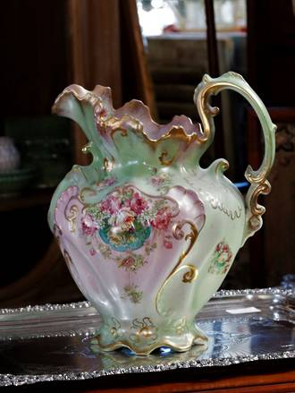 Victorian Water Pitcher SOLD