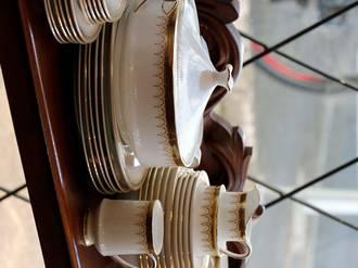 Paragon Athena Porcelain Dinner Service 54 pieces SOLD