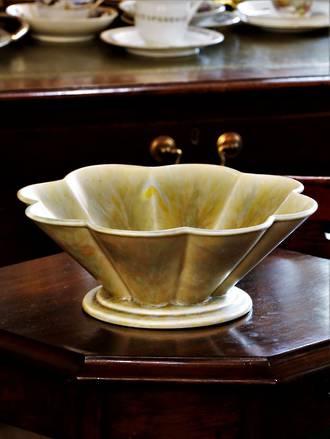 Art deco Fruit bowl