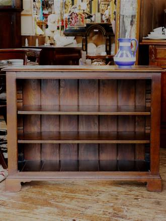 Solid Oak Book Shelf - Medium size $1150
