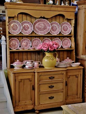 Baltic Pine Dresser