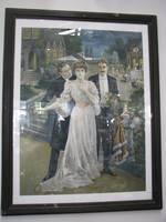 Victorian Print