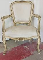 Small French Armchair