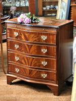 Bachelors Chest - Cuban Mahogany Early 20th Century SOLD