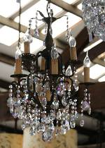Vintage French Chandelier $3950
