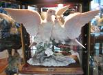 Dove Sculpture Signed $495.00