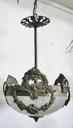 Vintage French Light $1250