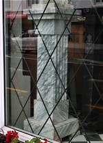 Marble Columns or Plinths - Pair - $2300,00 Single -  $1250.00