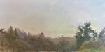 Zarahn Southon Original Oil Painting ~ Waitakere ~ Miniature Landscape