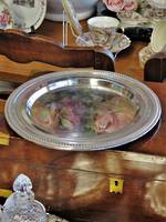 Edwardian Serving Tray EPNS $110