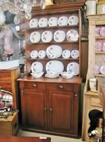 Antique Kauri Hutch Dresser $2250