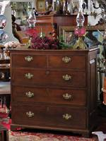 William & Mary Chest of Drawers - circa AD 1710 - SOLD