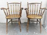 Antique Carver Chairs $995.00 pair