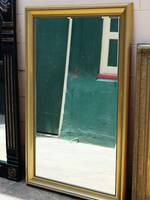 Gilded Rope Framed Mirror  - Beveled Glass - Quality Modern Classic $950