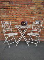 Fancy French Style Cafe Set $399.00 Sold out