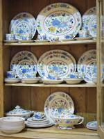 Masons Ironstone Dinner Service  Regency - Sold per piece