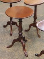 Georgian Tilt Top Table $595.00