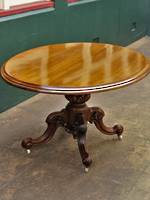 Superb Colonial Kauri Oval Dining Table $3500