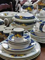 Wedgwood Dinner Service & Coffee Set - 85 pieces