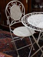 French Style 3 piece Cafe set - Foldable $425