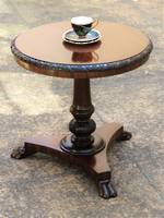 Vintage Georgian Style Wine Table SOLD
