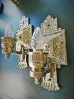 Art Deco Wall Sconces SOLD