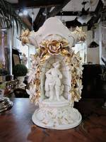 Antique French Porcelain Vase Parisian Ware $345.00