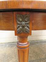 Vintage French Extension Dining Table $2400.00