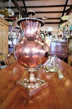 Antique Copper Samovar $975.00