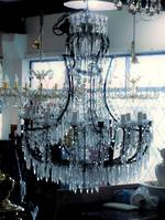 Large Orignal French Chandelier - Coming soon