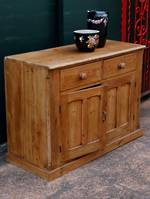 Antique Baltic Pine Sideboard $2500.00