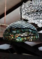 Tiffany style Lead Light Ceiling Lights