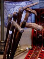 Antique, Art Deco & Hand Crafted Walking Sticks