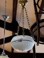 Edwardian Ceiling Light