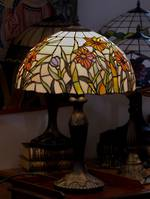 Sunflower Tiffany Style Table Lamp