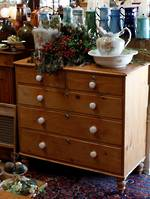 Antique Baltic Pine Chest of Drawers $1950.00
