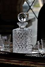 Cut Crystal Whiskey Decanter SOLD