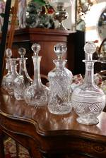 Crystal Decanters November 2020