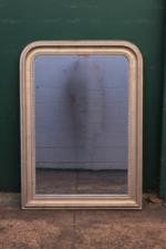 French Antique Style over-mantel Mirror $650.00 sold