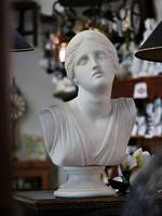 Phenomenal Parian Ware Bust SOLD