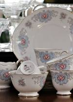 Queen Anne Porcelain Tea Set