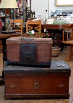 19th Century Scholars Trunk - For the English Public School Student sold