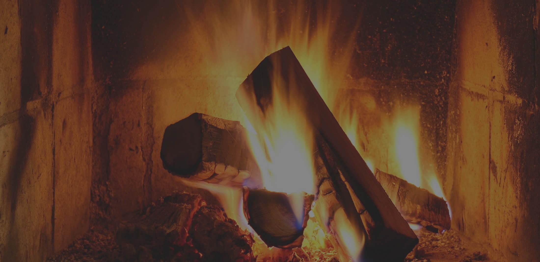 Ablaze firewood landscape supplies