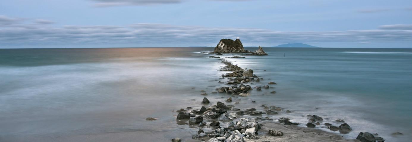 Mangawhai Heads - Head Rock