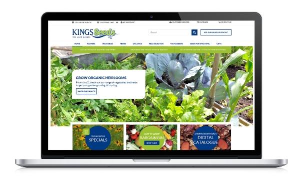 king seeds website